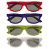 Paquet de 4 paires de lunettes 3D passives de ProLine (PL3DCL4PK)