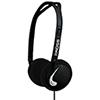 KOSS Recovery On-Ear Headphones - Black/ Silver