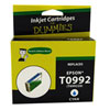Cartouche d'encre cyan T099 d'Epson d'Ink For Dummies (DE-T0992)
