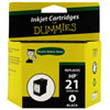 Ink For Dummies HP 21 Black Ink (DH-21)