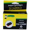 Ink For Dummies Canon Black Ink (DC-PGI220BK)