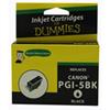Ink For Dummies Canon Black Ink (DC-PGI5Bk)