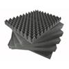 Pelican 6-Piece Foam Set for 1620 Case - Grey