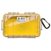 Pelican Micro Case 1040 - Clear Yellow
