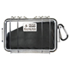 Pelican Micro Case 1040 - Clear Black