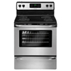 """Frigidaire 30"""" 5.3 Cu. Ft. Self-Clean Freestanding 4-Element Electric Coil Top Range-Stainless Steel"""