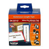 """Brother 2-3/7"""" Continuous Film Tape (DK-2212)"""