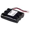 Batterie rechargeable au NiMH pour téléphone sans fil de Jensen (JTB240)