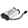 Batterie NiMH rechargeable pour téléphone sans fil de Jensen (JTB155)