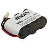 Batterie NiMH rechargeable pour téléphone sans fil de Jensen (JTB154)