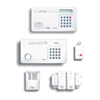 Système de sécurité sans fil avec composeur téléphonique de Skylink (SC-1000 W)
