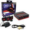 Retro-Bit NES Game Console - Red
