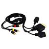 KMD Universal AV Cable - Black