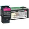 Lexmark Magenta Toner (C540H1MG)