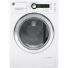 GE 2.6 Cu. Ft. High Efficiency Front Load Washer (WCVH4800KWW) - White