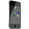 Exian iPhone 4/4S Anti-Glare Screen Protector (SP-4G-Anti-Glare) - 2 Pack