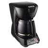 Cafetière 12 tasses de Proctor Silex (43672) - Noir