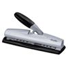 Swingline Professional Desktop Hole Punch (5050574026) - Black / 12 Sheets