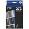 Epson 273 Black Ink (T273020-S)