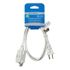 Dynex 3 Outlet Extension Cord (DX-AD136)