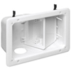 Arlington Recessed TV Box with Angled Openings (TVB712GC)
