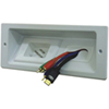 SANUS In-Wall Wire Management System (ELM806-W3)
