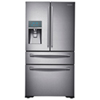 "Samsung 36"" 24 Cu. Ft. French Door Refrigerator (RF24FSEDBSR) - Stainless Steel"