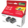 Canon Pixma PGI-35/CLI-36 Black/Colour Ink - 2 Pack