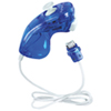 PDP Rock Candy Nunchuck Controller for Wii - Blue