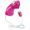 PDP Rock Candy Nunchuck Controller for Wii - Pink