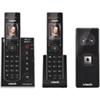 Système téléphonique DECT 6.0 sans fil à 2 combinés avec sonnette audio/vidéo de VTech (IS7121-2)