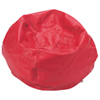 Comfy Kids - Vinyl Kids Bean Bag - Red