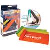 Exerciseur Flex-Band sans latex de Stott Pilates - Paquet de 3 - Léger - Moyen - Fort
