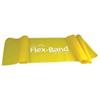 STOTT PILATES Non-Latex Regular Flex-Band Exerciser (Regular strength) - Lemon
