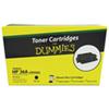 Cartouche de poudre d'encre noire HP 36A For Dummies (DHR-CB436A)