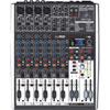 Console de mixage USB à 12 canaux Xenyx de Behringer (X1204USB)