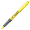 BIC Brite Liner Grip Highlighter (BICGBL11-YW) - Yellow