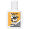 BIC Wite-Out Quick Dry Correction Fluid (BICWOFQD12)