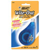 BIC Wite-Out EZcorrect Correction Tape (BICWOTAPP11)