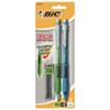BIC Clic Matic 0.7mm Mechanical Pencil (BICMPCAP21) - 2 Pack