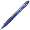 Stylo gel à bille rétractable Velocity de 0,7 mm de BIC (BICRLC11BL) - Bleu