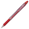 Zebra Jimnie Gel Medium Point Rollerball Pen (ZEB44130) - Red