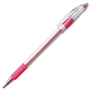 Stylo à bille à pointe fine R.S.V.P. de Pentel (PENBK90P) - Rose