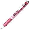 Pentel EnerGel Pink Ribbon Medium Point Gel Pen (PENBL77PABC) - Black
