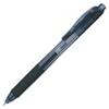Stylo gel à pointe fine EnerGel de Pentel (PENBLN105A) - Noir