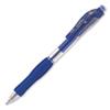 Stylo à bille à pointe moyenne à encre à pigments Rolly de Pentel (PENBP130-C) - Bleu