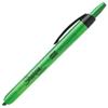 Surligneur Accent à pointe rétractable de Sharpie (SAN28026) - Vert