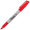 Marqueur permanent à pointe fine de Sharpie (SAN GC30002) - Rouge