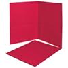Esselte Oxford Twin-Pocket Folders (ESS57511) - 25 Pack - Red
