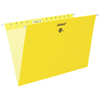 Chemises suspendues Oxford d'Esselte (ESS91833) - Légal- Paquet de 25 - Jaune
